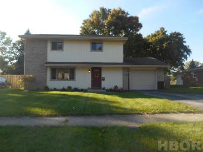 Findlay Single Family Home For Sale: 1812 Gayle Ln