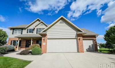 Findlay OH Single Family Home For Sale: $324,900