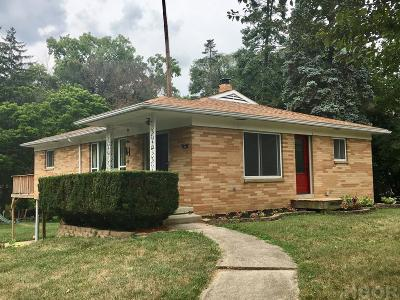 Tiffin Single Family Home For Sale: 10 Willow Ct.