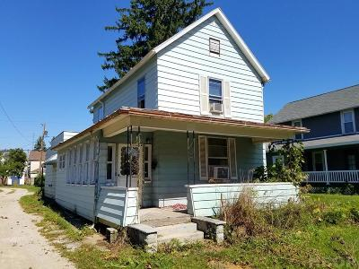 Tiffin Single Family Home For Sale: 45 Douglas