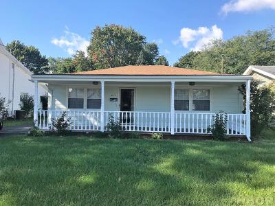 Single Family Home For Sale: 611 N Main St.