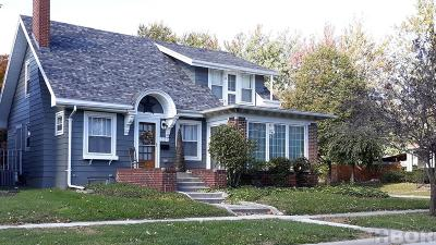 Fostoria Single Family Home For Sale: 321 N Vine