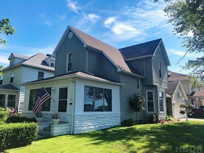 Fostoria Single Family Home For Sale: 202 N Union