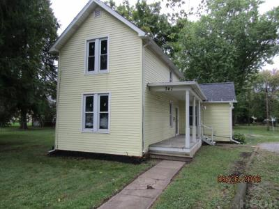 Findlay OH Single Family Home For Sale: $34,500