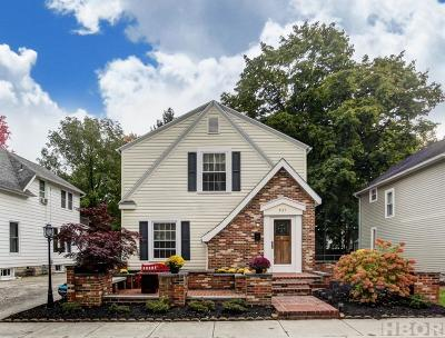 Findlay Single Family Home For Sale: 837 Beech Ave