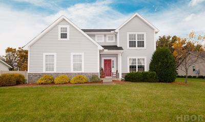 Findlay Single Family Home For Sale: 2456 Bluestone Dr