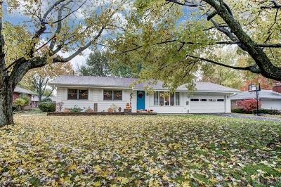 Findlay OH Single Family Home For Sale: $146,900