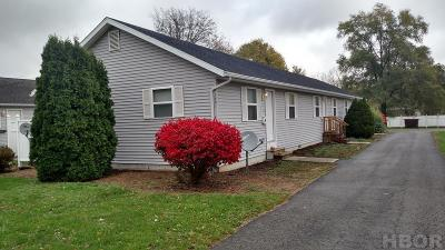 Findlay OH Multi Family Home For Sale: $195,000