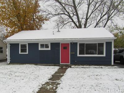 Findlay Single Family Home For Sale: 1053 Vincent St