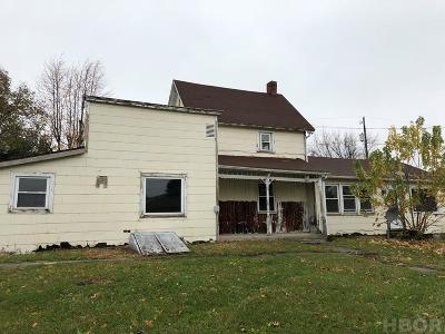Tiffin Multi Family Home For Sale: 324 Wentz