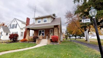 Tiffin Single Family Home For Sale: 17 Gross