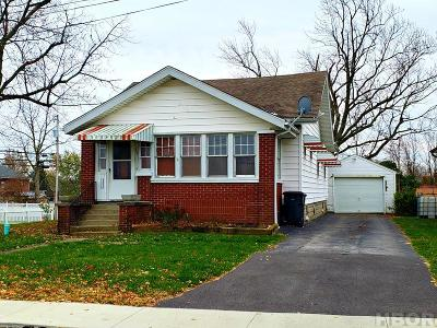 Findlay OH Single Family Home For Sale: $104,900