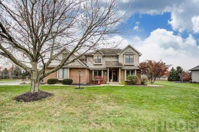 Findlay Single Family Home For Sale: 410 Hedgewyck Dr