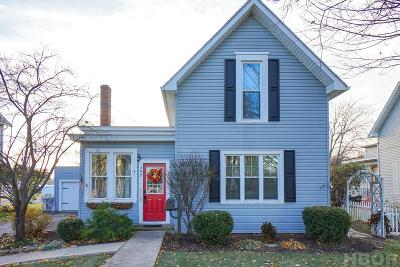 Bluffton Single Family Home For Sale: 347 S Main St