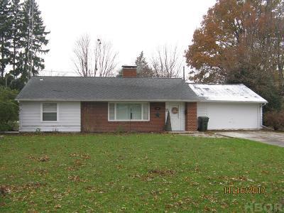 Fostoria Single Family Home For Sale: 619 Monticello Dr.