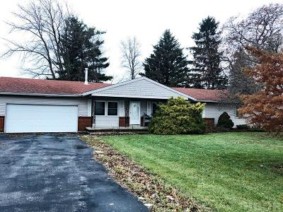 Fostoria Single Family Home For Sale: 11250 W Township Road 84