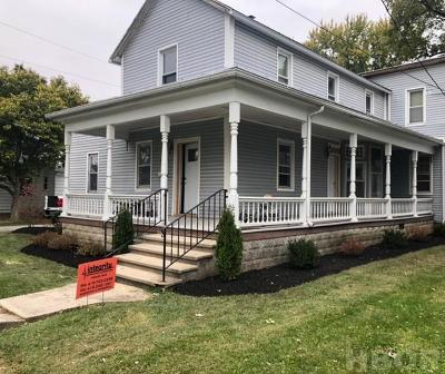 Single Family Home For Sale: 514 W Lima St