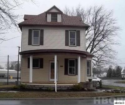 McComb Single Family Home For Sale: 304 W Main St