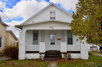 Findlay Single Family Home For Sale: 826 Liberty St