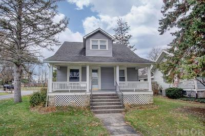 Findlay Single Family Home For Sale: 1301 Washington Ave