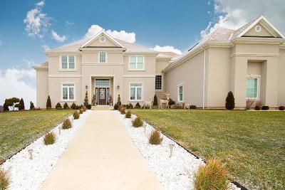 Van Buren OH Single Family Home For Sale: $599,900