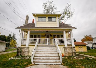 Ada Single Family Home For Sale: 112 W Turner Ave