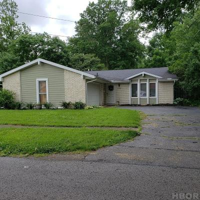 Findlay Single Family Home For Sale: 1308 S West St.