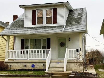 Tiffin Single Family Home For Sale: 209 Circular