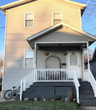 Findlay OH Multi Family Home For Sale: $109,975