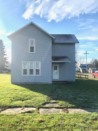Single Family Home For Sale: 3353 Main