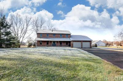 Findlay Single Family Home For Sale: 1431 Ritchey Ave