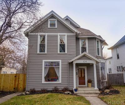 Single Family Home For Sale: 124 W Lima St