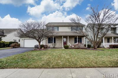 Findlay Single Family Home For Sale: 508 Cranberry West
