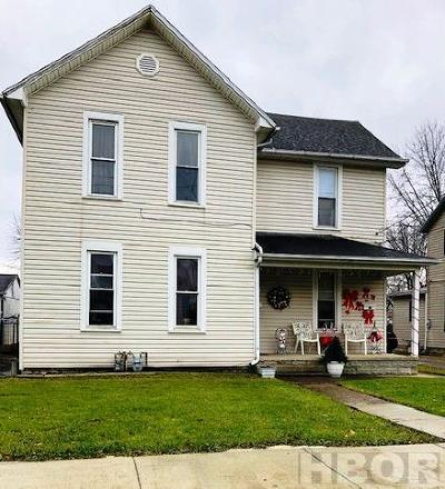 Findlay OH Multi Family Home For Sale: $89,900