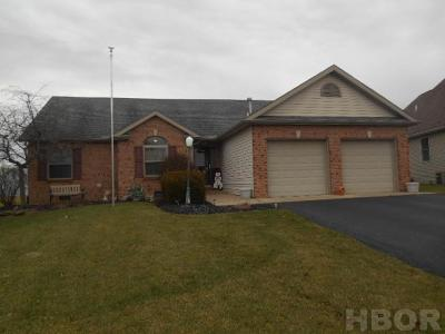 Findlay OH Single Family Home For Sale: $197,900