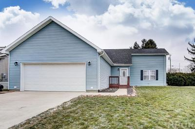 Findlay OH Single Family Home For Sale: $183,900