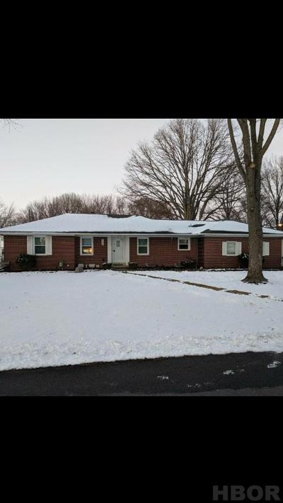 Tiffin Single Family Home For Sale: 55 Linda Ln