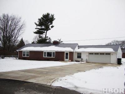 Fostoria Single Family Home For Sale: 701 Monticello Dr.