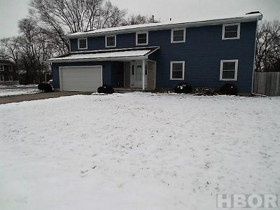 Fostoria Single Family Home For Sale: 1204 Lincoln Avenue