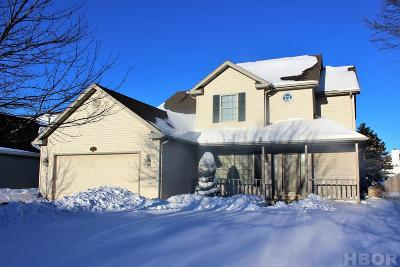 Findlay Single Family Home For Sale: 805 Country Creek Dr.