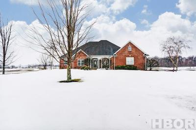 Single Family Home For Sale: 7620 Eagle Dr