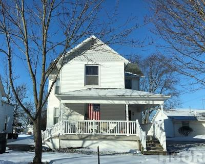 Single Family Home For Sale: 214 S Main St