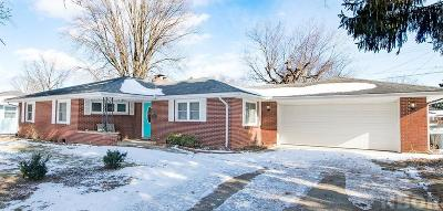 Single Family Home For Sale: 127 Huron Rd