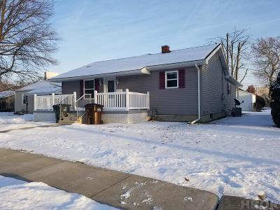 Tiffin Single Family Home For Sale: 334 Clinton Ave