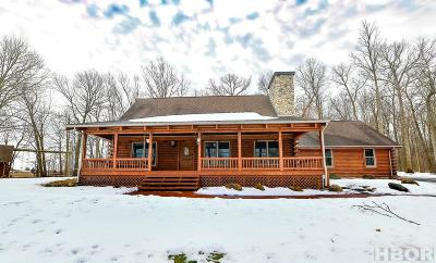 Single Family Home For Sale: 22465 Township Rd 68