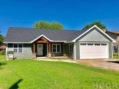 Single Family Home For Sale: 834 Longmeadow Lane