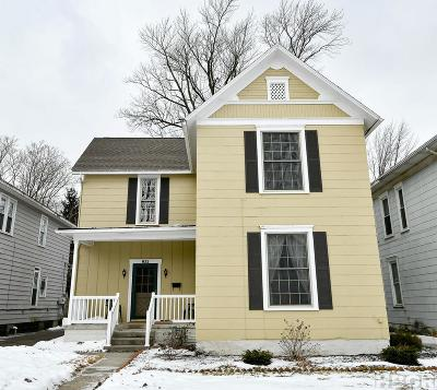 Findlay Single Family Home For Sale: 832 Maple Ave
