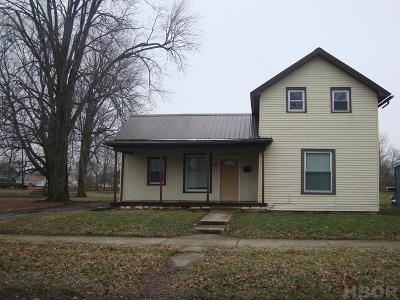 Fostoria Single Family Home For Sale: 522 N Poplar