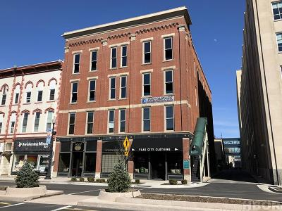 Commercial Lease For Lease: 521 S Main St, 3rd & 4th Floors