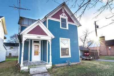 Findlay Single Family Home For Sale: 129 Madison Ave